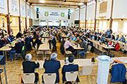 Generalversammlung 2015 in der Wewelsburger Schützenhalle