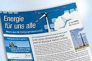 BürgerWIND Westfalen - Infobrief 04 - November 2013