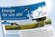 BürgerWIND Westfalen - Infobrief 01 - März 2012