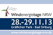Windenergietage Minibanner