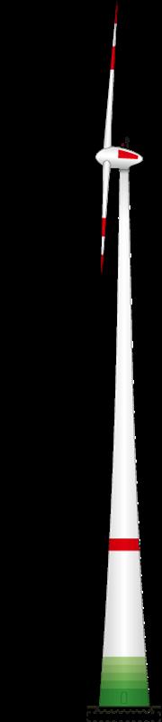 Enercon E-82 - technische Zeichnung